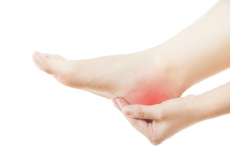 Перелом пяточной кости: симптомы, лечение, реабилитация