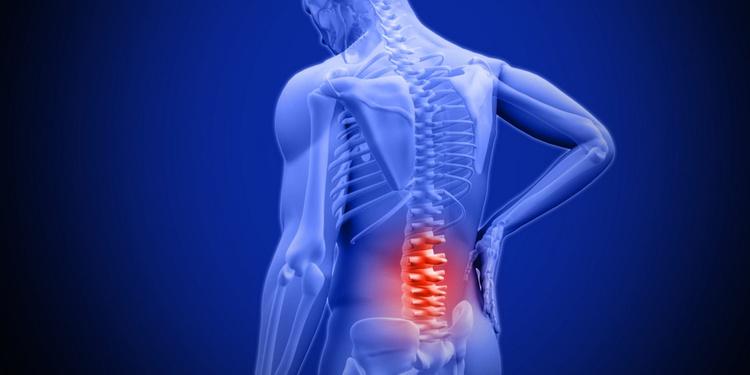 Травмы позвоночника - признаки и первая помощь