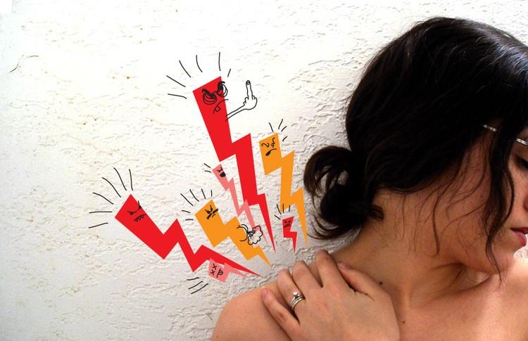 Что делать при растяжения связок и мышц шеи